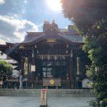 本日7日、明日8日は大鳥神社例大祭⛩